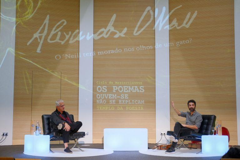 Tiago Bettencourt e Nicolau Santos